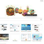 С Днём Рождения от Google