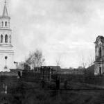 Успенская церковь. Около 1791 года