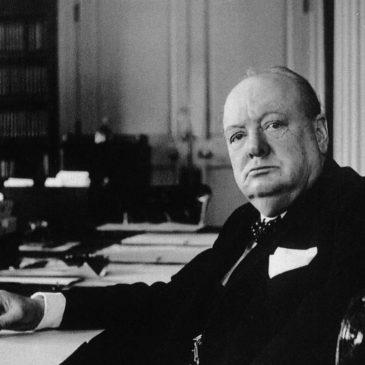 Одна хорошая история | Черчилль