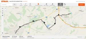 От станции Окская до Богородска на велосипеде