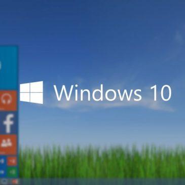 Выход Windows 10 не за горами!