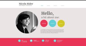 flat design в web сайтах