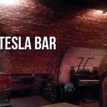 Tesla bar. Мрачные подземелья покровки