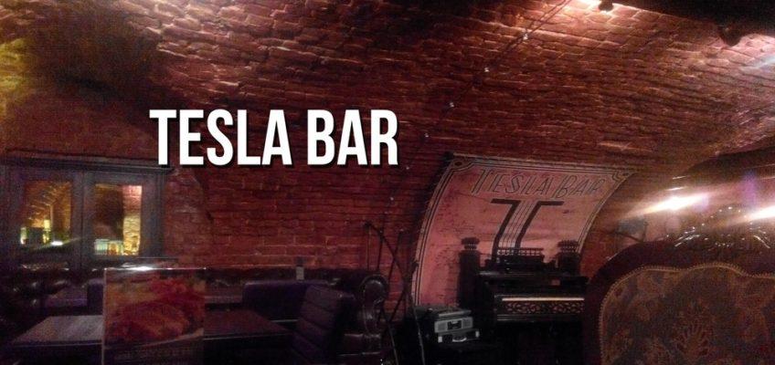 tesla bar