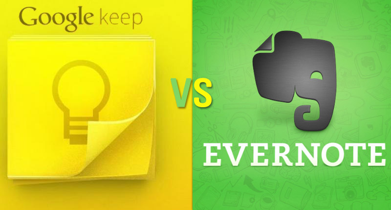 Google_VS_evernote