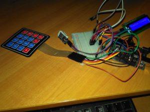 Общий вид АЦМ на Arduino