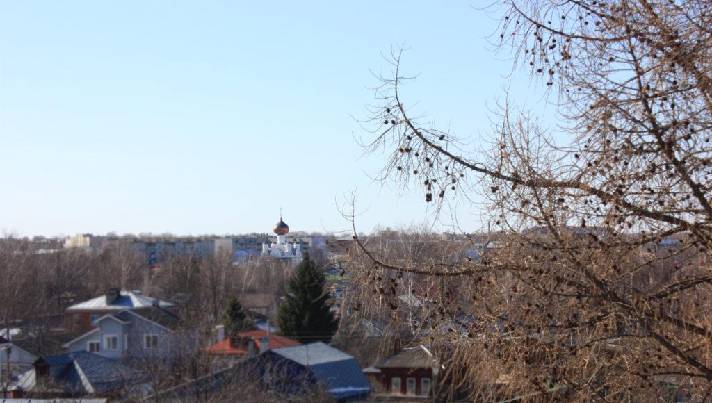 Церковь Успения Пресвятой Богородицы г. Богородск