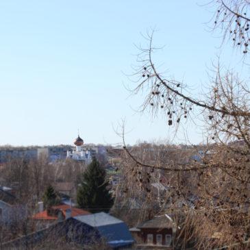 Возрождение храма в Богородске.
